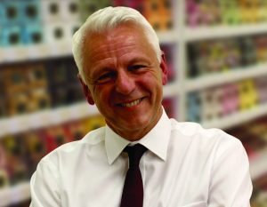 Steve Campbell is MD of Bon Bon's